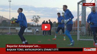 Başarılar Antalyaspor 'um
