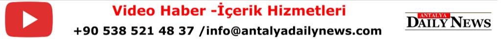 Antalya Video Haber