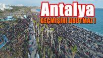 Antalya 'da Fetih Coşkusu