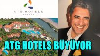 ATG HOTELS BÜYÜYOR