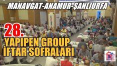 YAPIPEN GROUP'TAN 28'İNCİ GELENEKSEL İFTAR