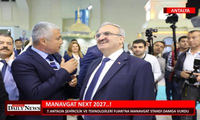 MANAVGAT NEXT 2027 !