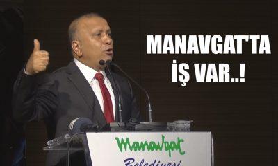 MANAVGAT'TA İŞ VAR..!