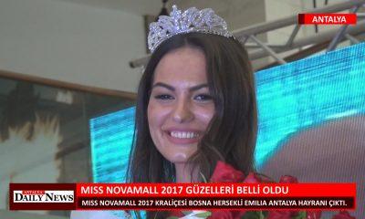 MISS NOVAMALL 2017 GÜZELLERİ BELLİ OLDU
