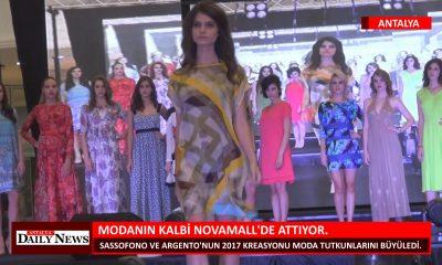MODANIN KALBİ NOVAMALL'DE ATTIYOR
