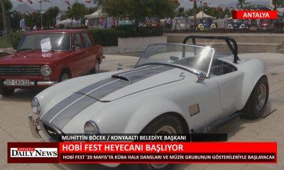HOBİ FEST HEYECANI BAŞLIYOR