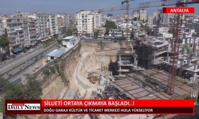 SİLUETİ ORTAYA ÇIKMAYA BAŞLADI !