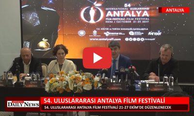 54. ULUSLARARASI ANTALYA FİLM FESTİVALİ