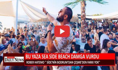 BU YAZA SEA SİDE BEACH DAMGA VURDU