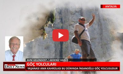 GÖÇ YOLU YOLCULARI /ALİ ÇETİN-AVNİ GELENDOST