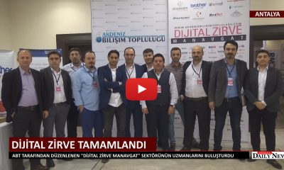 ''DİJİTAL ZİRVE MANAVGAT'' TAMAMLANDI