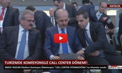 TURİZMDE KOMİSYONSUZ CALL CENTER DÖNEMİ BAŞLIYOR