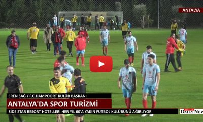 SİDE STAR RESORT HOTELS SPORTS COMPLEX