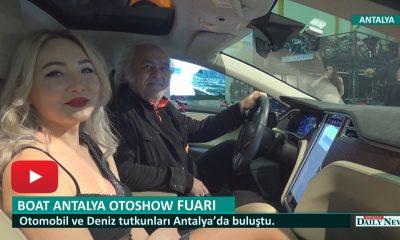 BOAT ANTALYA OTOSHOW FUARLARI