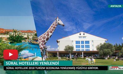 SÜRAL HOTELLERİ YENİLENDİ