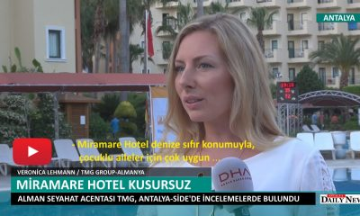 MİRAMARE HOTEL KUSURSUZ