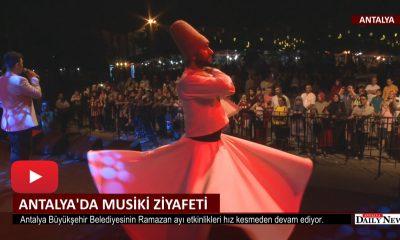 YUNUS ÇUKURKAYA'DAN MUSİKİ ZİYAFETİ