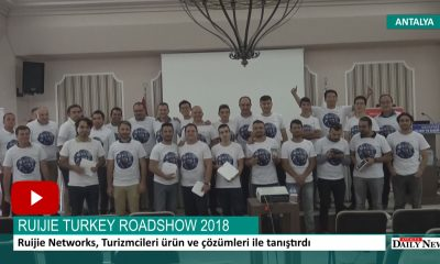 RUIJIE TURKEY ROADSHOW 2018