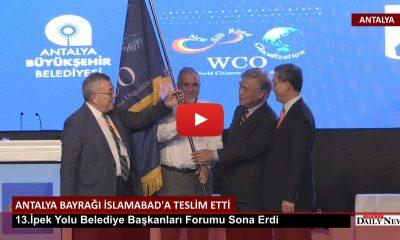 13.İpek Yolu Belediye Başkanları Forumu