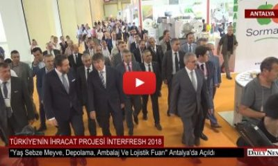 Interfresh 2018 Antalya