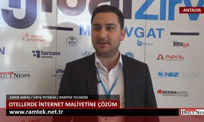 Ramtek Telekom 'dan Otellere Dev Hizmet