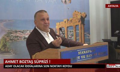 Ahmet Boztaş SÜPRİZİ!