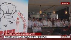 APADER 'DE MEB ONAYLI EĞİTİM