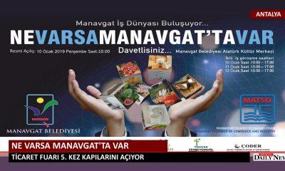 'Ne Varsa Manavgat'ta Var' Başlıyor