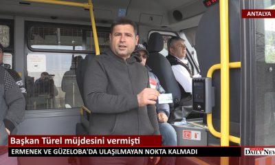 Başkan Türel müjdesini vermişti