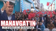 Manavgat'ın Makus Tarihi Değişecek