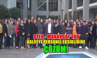 OTED MANAVGAT 'TAN ÇAĞRI