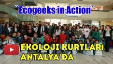 Ekoloji Kurtları Antalya'da
