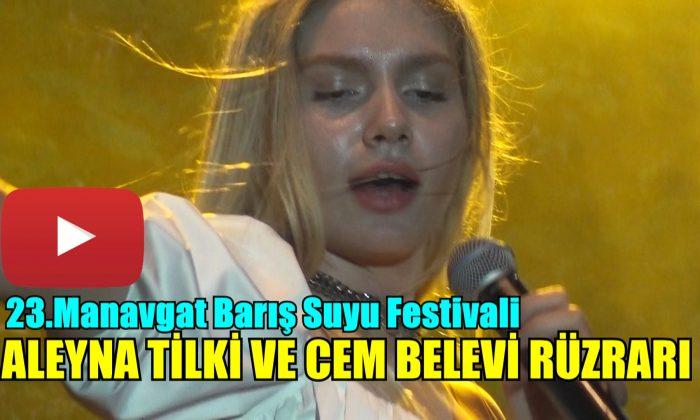 23. Manavgat Barış Suyu Festivali