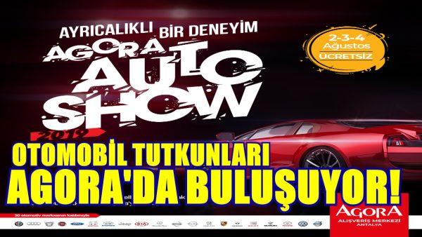 Agora Auto Show 2019