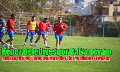 Kepez Belediyespor BAL'a devam