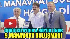 GUDDUSİ AYDIN'A BÜYÜK ONUR