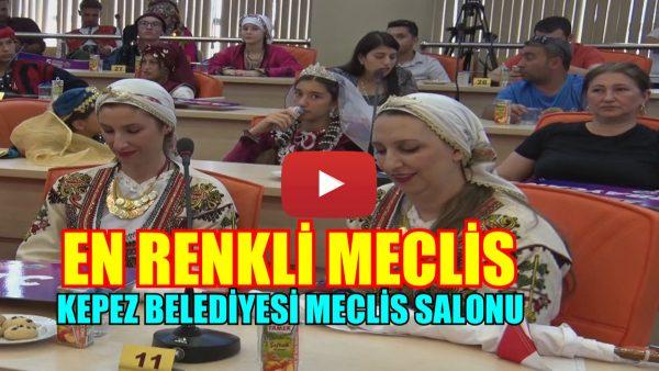 FOLKLOR FESTİVALİ SÜRÜYOR