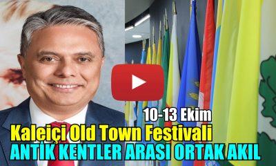 KALEİÇİ OLD TOWN'DA YENİLİKLER