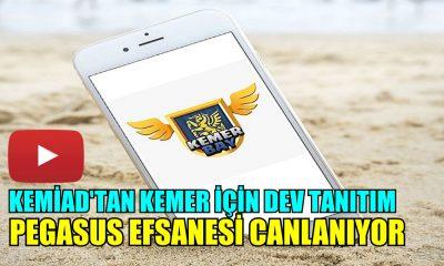 PEGASUS EFSANESİ CANLANIYOR!