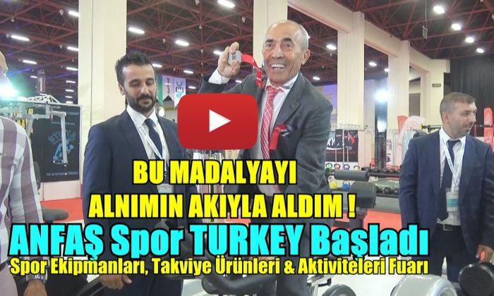 ANFAŞ Spor TURKEY Başladı