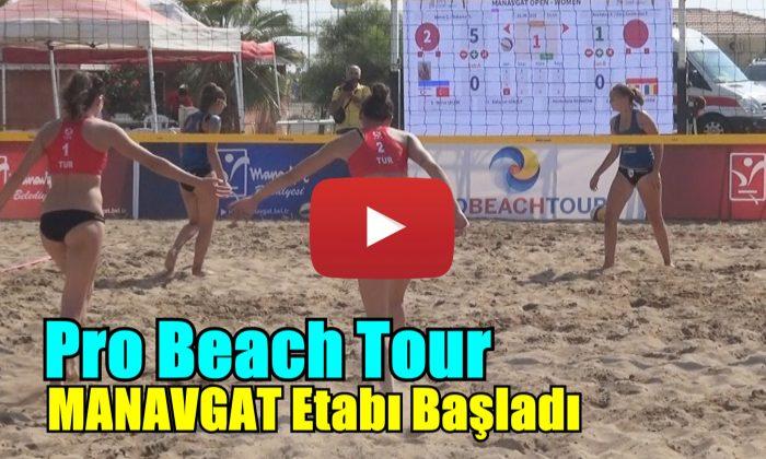 Pro Beach Tour Manavgat Etabı Başladı