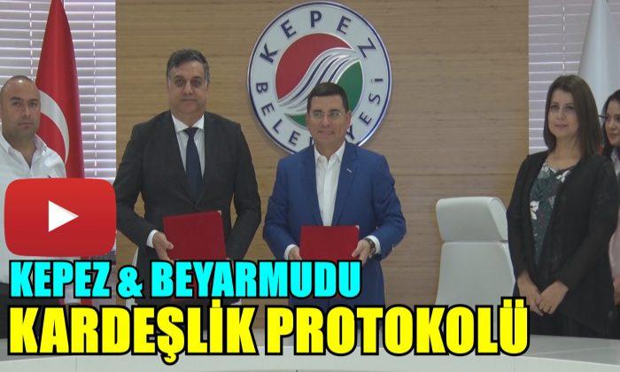 KEPEZ & BEYARMUDU KARDEŞLİK PROTOKOLÜ