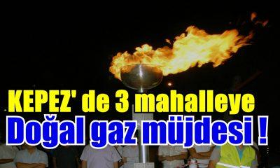 Doğal gaz müjdesi!