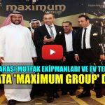 İHRACATA 'MAXIMUM GROUP' DOPİNGİ !
