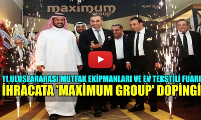 İHRACATA 'MAXIMUM GROUP' DOPİNGİ !