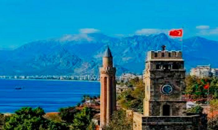 Antalya Kaleiçi Yat Limanı