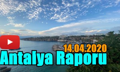 Antalya Raporu 14 04 2020