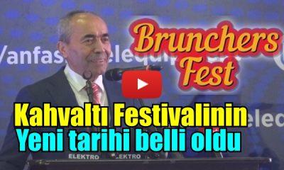 Kahvaltı Festivalinin yeni tarihi belli oldu