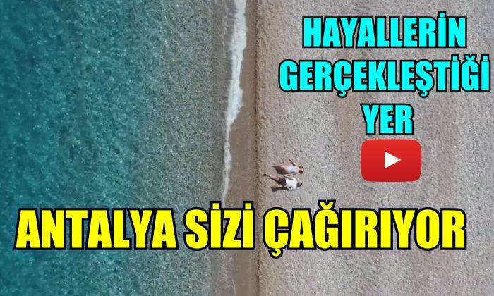 Antalya sizi çağırıyor