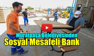 Sosyal Mesafeli Bank